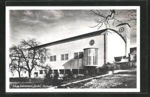 AK Dornach, Neue Sakraments-Kirche