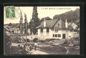 AK Boncourt, La Maison du Peuple