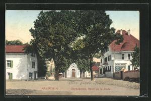 AK Mariastein, Dependance et Hotel de la Poste
