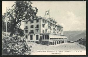 AK Braunwald, Grand Hotel und Drahtseilbahn