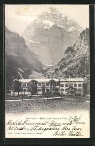 AK Tierfehd, Hôtel und Pension Tödi