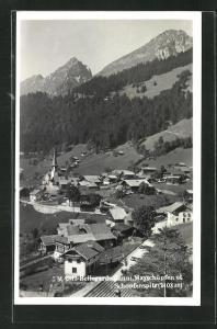 AK Bellegarde, Mayschüfen et Schopfenspitz