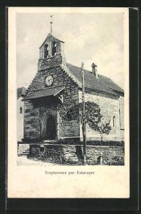 AK Estavayer, Treytorrens, Kirche