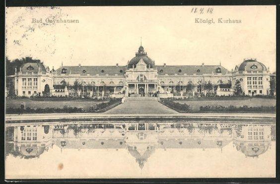AK Bad Oeynhausen, Königliches Kurhaus 0
