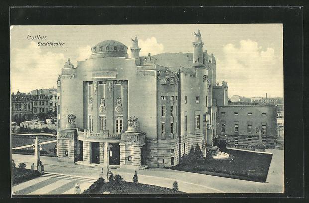 AK Cottbus, Stadttheater 0