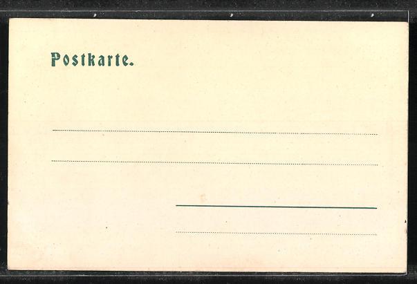AK Bayreuth, Eremitage Theater 1