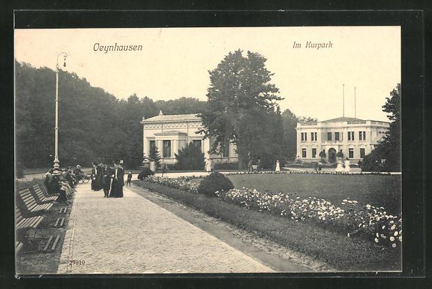 AK Oeynhausen, Im Kurpark 0