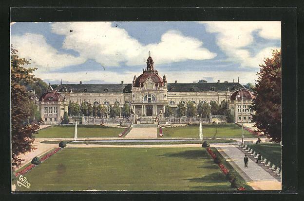 AK Oeynhausen, Königliches Kurhaus 0