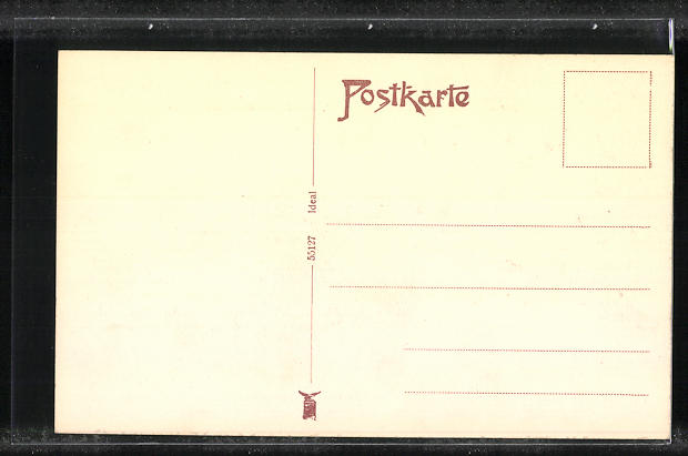 AK Bad Reichenhall, St. Pankratz und Karlstein 1