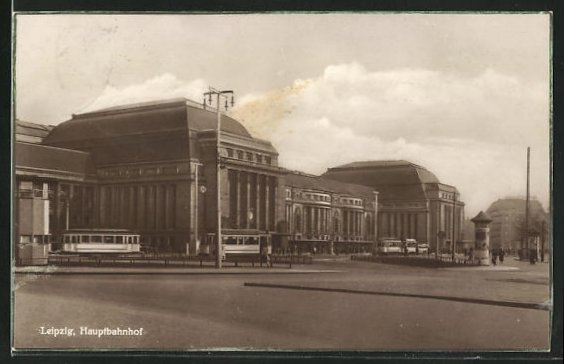 AK Leipzig, Hauptbahnhof 0