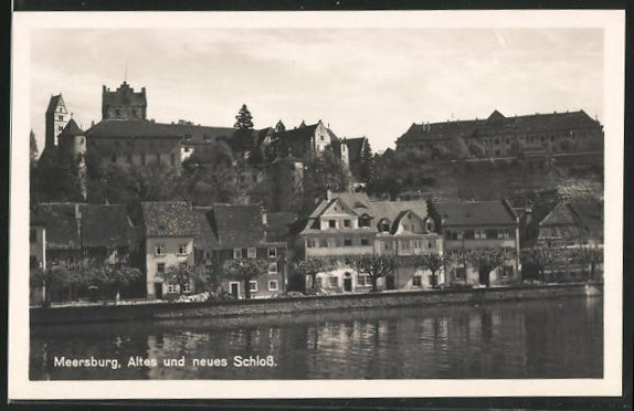 AK Meersburg, Altes und neues Schloss 0
