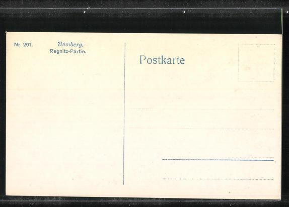 AK Bamberg, Regnitz-Partie 1