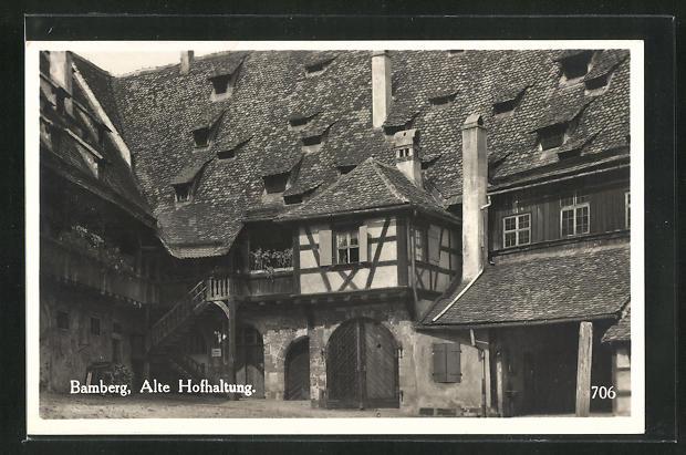 AK Bamberg, Alte Hofhaltung 0