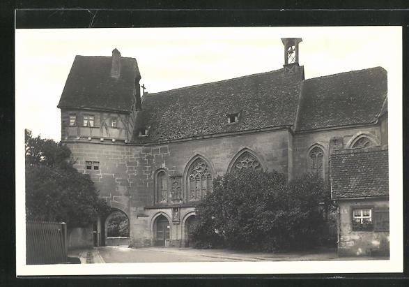 AK Rothenburg o. T., Wolfgangskirche 0