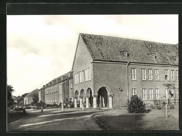 AK Boltenhagen / Ostseebad, Polytechnische Oberschule 0