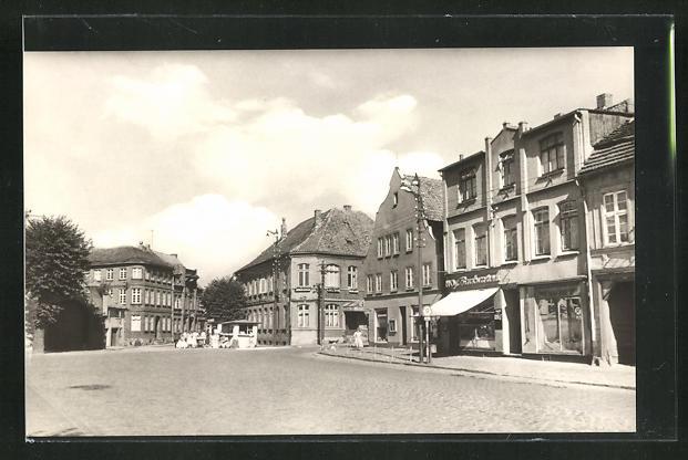 AK Grevesmühlen / Meckl., Am Markt 0
