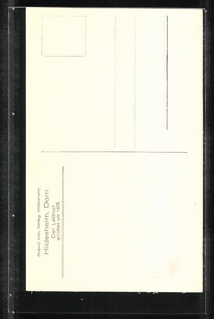 AK Hildesheim, Dom, Innenansicht 1