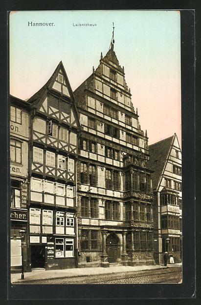 AK Hannover, Leibnizhaus 0
