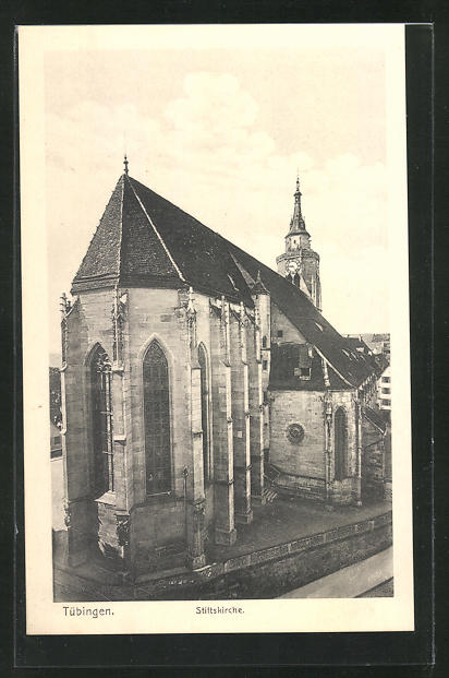 AK Tübingen, Stiftskirche 0