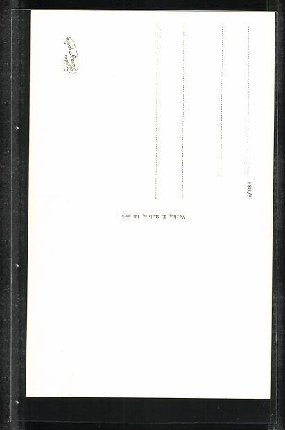 AK Binz a. R., Teufels-Schlucht 1