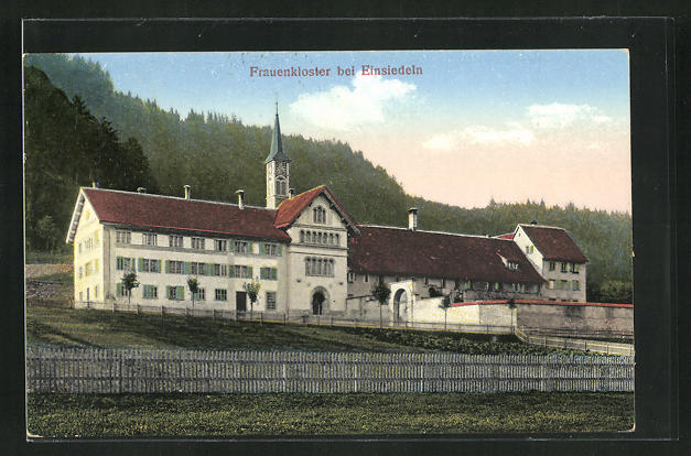 AK Einsiedeln, Frauenkloster 0