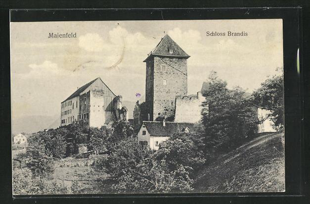AK Maienfeld, Schloss Brandis 0