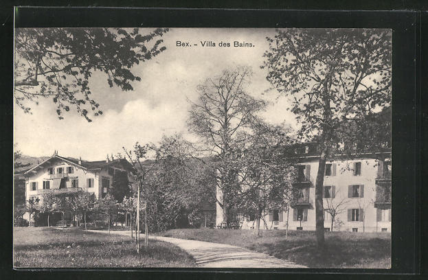 AK Bex, Villa des Bains 0