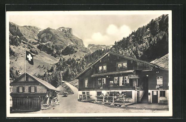 AK Bisisthal, Gasthaus z. Schönenboden 0