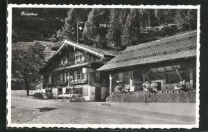 AK Bisisthal, Gasthaus z. Schönenboden