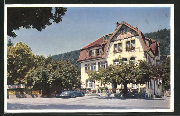 AK Biel / Bienne, Gasthaus Seefels 0