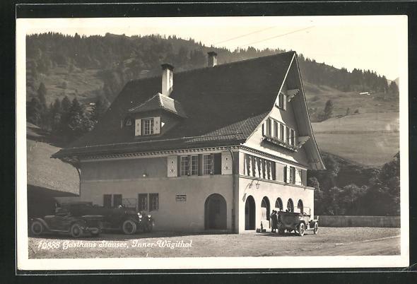 AK Innerthal, Gasthaus Stausee 0