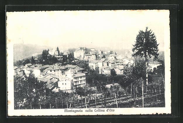 AK Montagnola, Panorama sulla Collina d'Oro 0