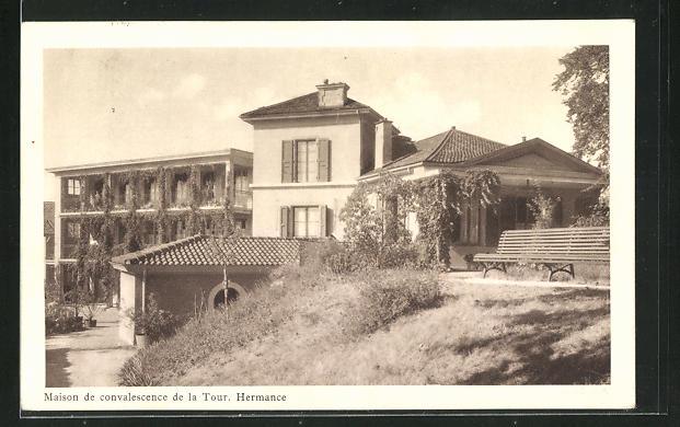 AK Hermance, Maison de convalescence de la Tour 0