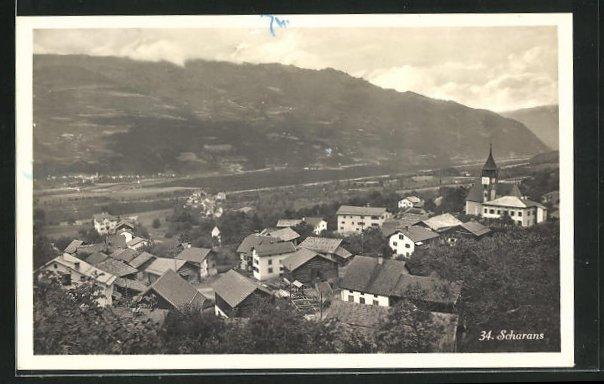AK Scharans, Panorama 0
