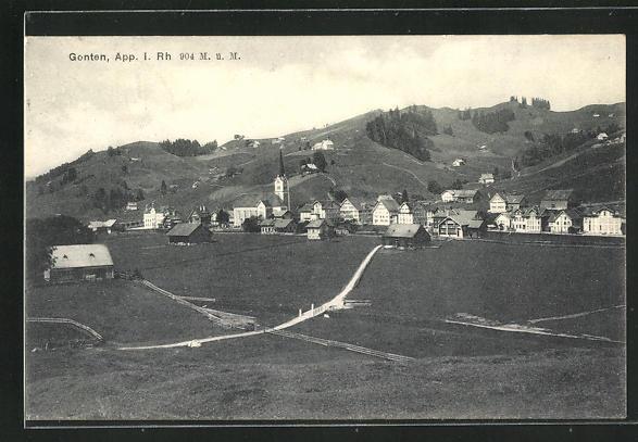 AK Gonten, Panorama 0