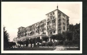 AK Mont-Pelerin-s-Vevey, Hotel-Pension Stucky Anc. Pelerin-Palace