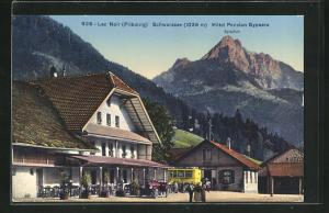 AK Schwarzsee - Lac Noir, Hotel Pension Gypsera