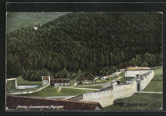 AK Maienfeld, Festung Luziensteig 0