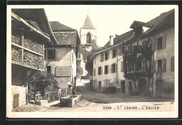 AK St. Legier, L`Eglise, Kirche 0