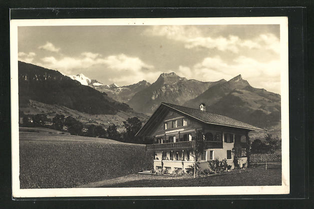AK Aeschi, Pension Alpenblick Dependance 0