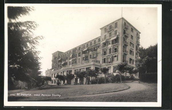 AK Mont-Pelerin, Hotel Pension Stucky 0