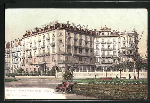 AK Geneve, Grand-Hotel Beau-Rivage 0