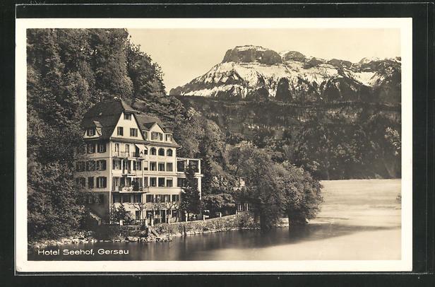 AK Gersau, Hotel Seehof 0