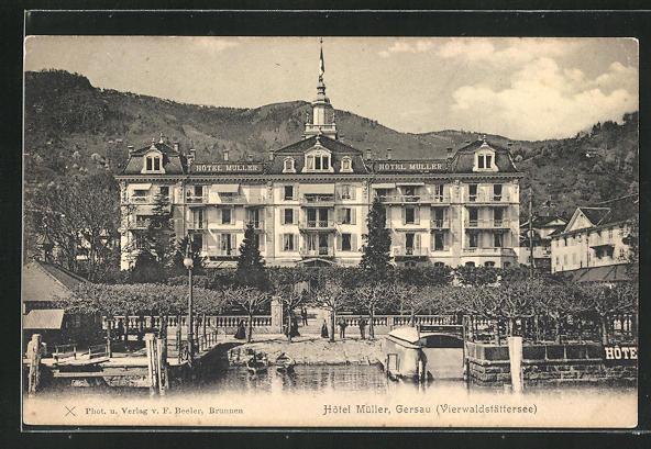 AK Gersau, Hotel Müller 0