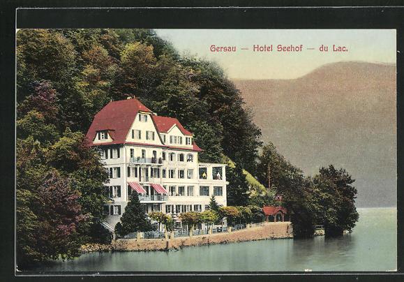 AK Gersau, Hotel Seehof-du Lac 0