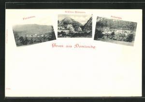 AK Domleschg, Schloss Rhäzüns, Scharans und Fürstenau