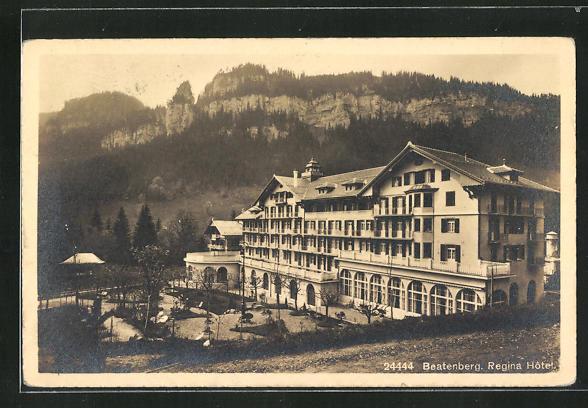 AK Beatenberg, Regina Hotel 0