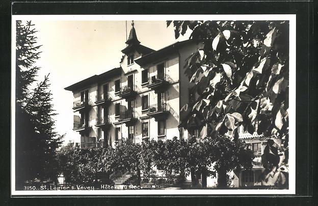 AK St. Légier, Hôtel du Roc 0