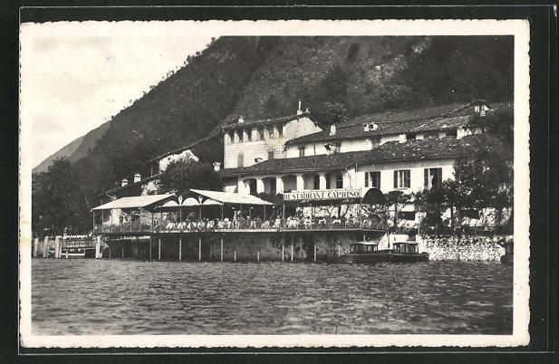 AK Lugano, Ancien Restaurant Caprino 0