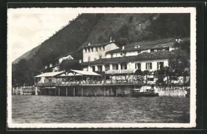 AK Lugano, Ancien Restaurant Caprino